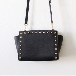 MICHAEL Michael Kors Bags - Michael Kors | Selma Studded Crossbody Bag